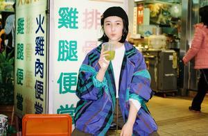 张子枫大改穿搭风格,昔日清纯少女秒变街舞爱好者,惊艳众人