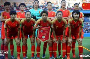 中国女足面临2种选择!赢球100%晋级,小组第3出线避开世界第1