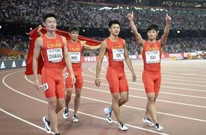 2018赛季,中国男子接力队面对日本三次失利,一四棒劣势急需弥补