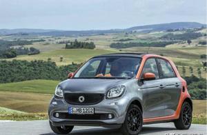 吉利奔驰成立新合资公司,取名蔚星科技,或国产纯电Smart车型?