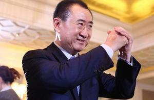 前首富王健林30天花了1630亿,了解他妻子家庭背景后,网友:羡慕