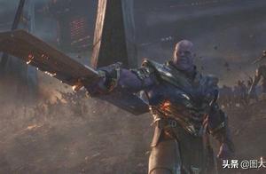 《复仇者联盟4》中,砍断美队盾牌的灭霸双刃刀,到底是什么材质