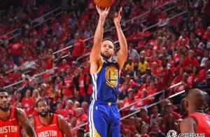 NBA季后赛次轮:库里半场33分,勇士险胜火箭晋级西部决赛!