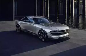 标致换新LOGO,车标类似兰博基尼,新车神似福特野马!