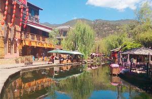 比丽江古镇更清净的束河古镇,这个世外桃源你知道吗?