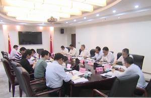张岳峰在马鞍山市委巡视整改工作调度会上强调