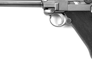 日本人仿造的德国手枪
