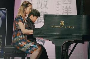 多多钢琴比赛获五个一等奖,星二代不仅有颜,还如此有才