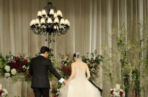 于晓光秋瓷炫婚礼现场公开,圈内好友现场送祝福,顶级歌手唱祝歌