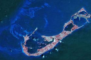 百慕大群岛形成原因已破解?地球660公里深处神秘扰动渗透地表!