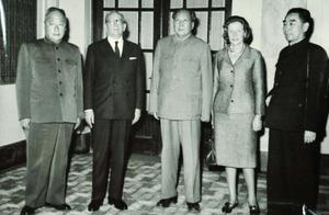 法国前总理富尔访华后,毛主席为何意味深长的说了这段话?