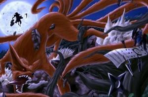 火影中九大尾兽的原型,原来是取材于这些生物,连中国神话都有!