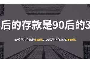 00后存款是90后2倍、10亿人没坐过飞机:读懂中国未来最大商机