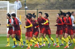 世界杯出线前景复杂,中国女足:不算分,不战略性放弃,全力争胜
