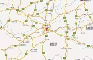 贵阳市昨晚发生2.3级地震