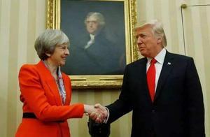 连续更换2个首相都没解决难题,特朗普突然插手,背后目的不简单