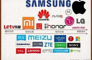"""全球手机市场低迷不振,销量持续下滑,华为却实现份额""""逆袭"""""""