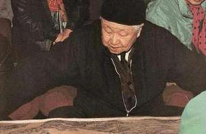 农村老农有一幅传了三代的画,也没看的懂,故宫博物馆1800万买走