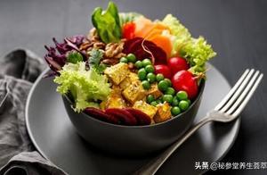 不吃主食只吃果蔬 易导致这四大危害
