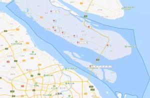 """上海崇明区2019年最新""""拆迁地图"""",这一批人身价要涨"""