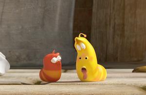 爆笑虫子:小黄变身泡泡龙,气泡中内涵毒气,比屎壳郎还脏