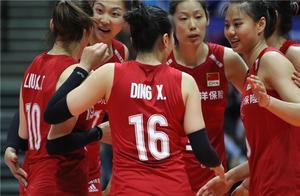 朱婷砍18分中国女排横扫荷兰队 取世界联赛香港站两连胜