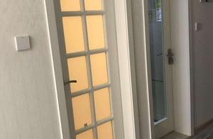 卫生间装修别装这种门,我家当初选错了,入住不到一年就想换