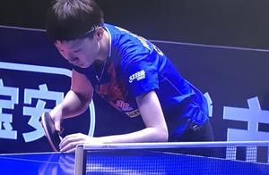 给力!王曼昱4比1伊藤挺进女单决赛,将与陈梦争夺女单冠军