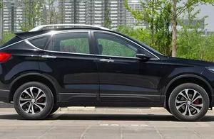 4个月才卖36台,奔腾紧凑型SUV,质量问题,换代慢,逐渐被淘汰!