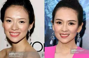 章子怡的节食方式,看看她20年的容貌变化!每个女孩子都羡慕了