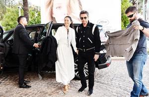 53岁巩俐再嫁71岁法国帅气音乐家,两人同游戛纳全程拉手羡煞旁人