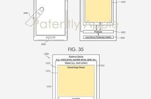 你们要的终于来了!全屏识别任意位置解锁,苹果获得屏下指纹新专利