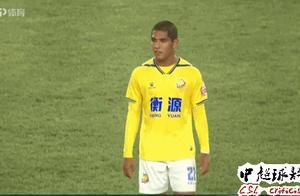 22岁南美归化球员爆发破门:里皮未来国足又多1强援!