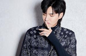 吴亦凡的新发型,看看到底有多帅?