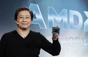 AMD时隔4年重返财富500强 位列460位