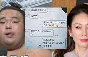 日本相扑手夺冠,网友却被他51岁母亲吸引,这是亲生的吗?