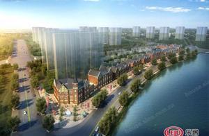 绿地智慧金融城 执掌全优配套 共筑兰州新区美好未来