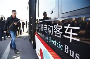 济南进行5G环境下无人驾驶汽车路测