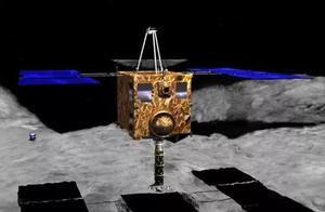 """日本探测器成功着陆小行星""""龙宫"""",难度超乎想象"""