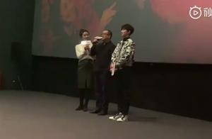 190315 王小帅导演讲述选择王源饰演刘星的原因 认可源哥夸赞其优秀