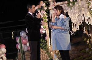姜潮麦迪娜节目现场求婚 女方临近生产将记录新生过程