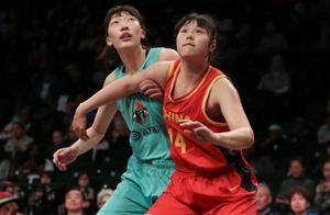 韩旭迎来WNBA首秀,对阵中国女篮拿下19分5篮板