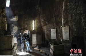 隐藏的宝藏!工程团队修复古罗马帝国皇宫时发现密室