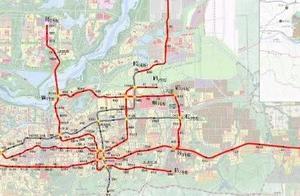 济南第二轮地铁力争年底获批!具体线路或有调整;M2线……