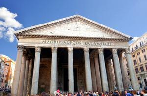 """拉斐尔,长眠在罗马万神殿的""""天使"""""""