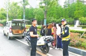 武汉交警严查面包车 超员100%或超7人以上一律立刑案