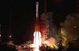 我国第45颗北斗导航卫星 在西昌卫星发射中心成功发射