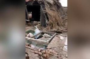 吉林松原5.1级地震:有房屋现裂缝