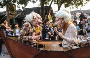 """报名啦!乌镇戏剧节今年主题定为""""涌"""",青年竞演与古镇嘉年华报名正式启动"""
