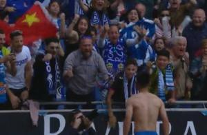 挺进欧战!西班牙人2-0皇社晋级欧联杯 武磊破门霸气庆祝